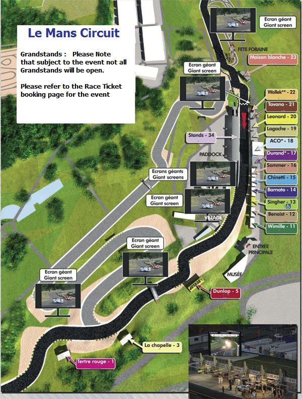 Town And Country Insurance >> 2020 Le Mans 24hr 13th & 14th June, Race Tickets ...