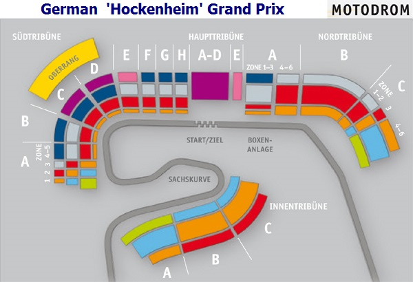 german formula one grand prix race tickets hockenheim. Black Bedroom Furniture Sets. Home Design Ideas