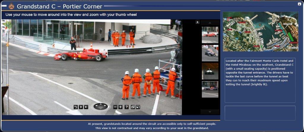Monaco Formula One Grand Prix Race Tickets, Monte Carlo Street Circuit, Circuit Hospitality, F1 ...